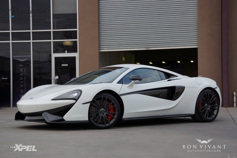 Bon Vivant Paint Protection Coating | Modesta Paul Dalton's Private Label | Maclaren