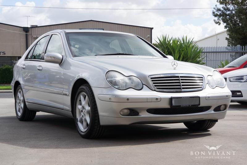 Bon Vivant Premier Package | Mercedes Benz C320